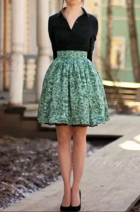 юбка татьянка