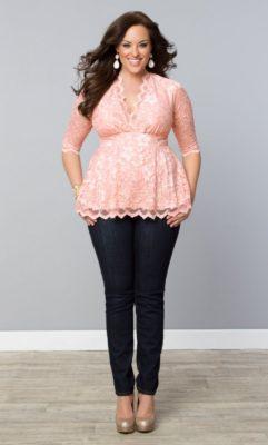 46 размер одежды — это уже толстая?