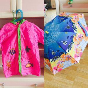 Что выбрать: зонт или дождевик