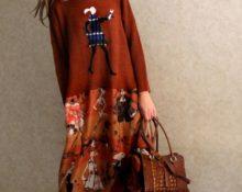 Любительницам стиля бохо: что и как носить осенью