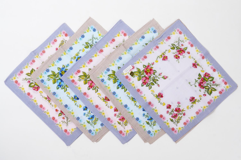 Почему носовые платки из круглых и треугольных превратились в квадратные