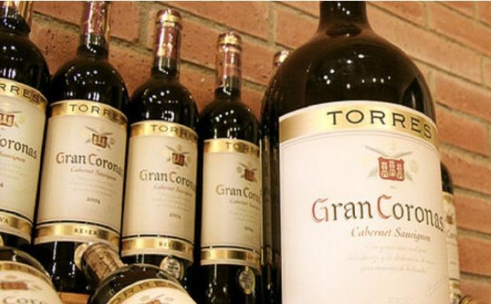 испания вино