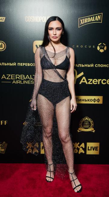 Жара 2019 Баку Серябкина