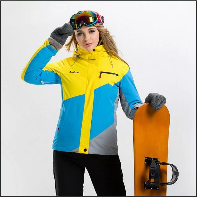 сине-желтая спортивная одежда