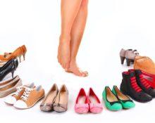 Весь день на ногах — какую обувь выбрать