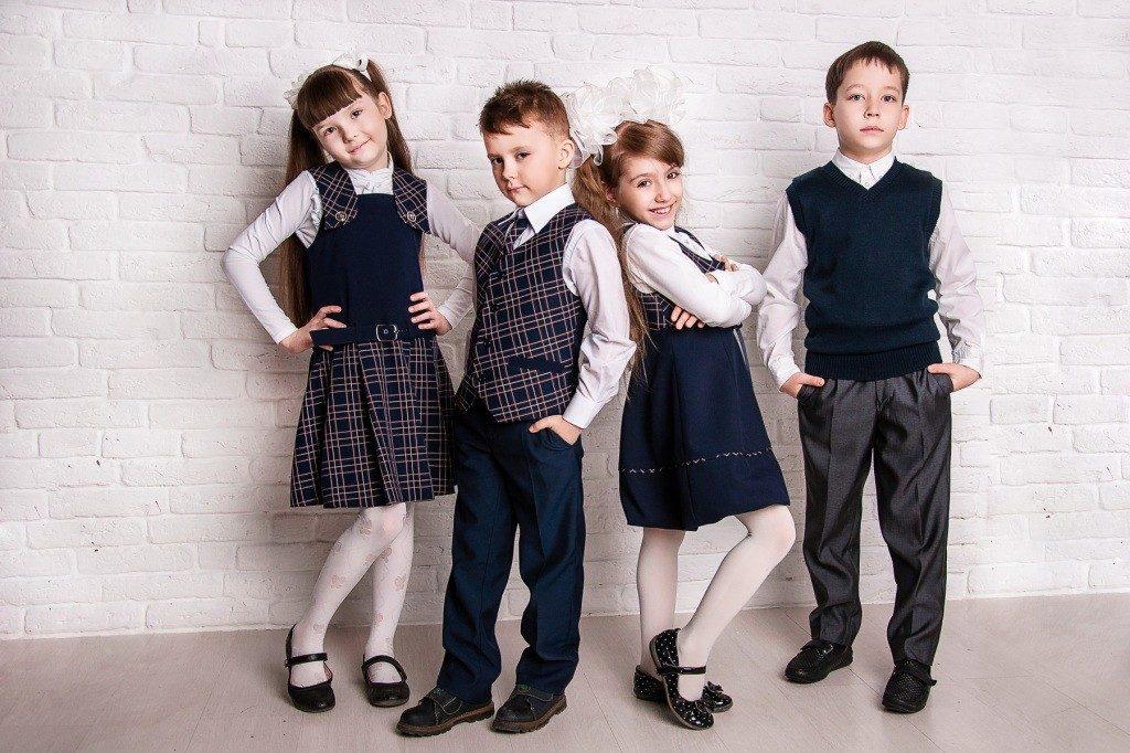Выбираем форму для младших классов