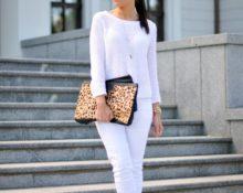 Вы уверены, что правильно носите белый цвет?