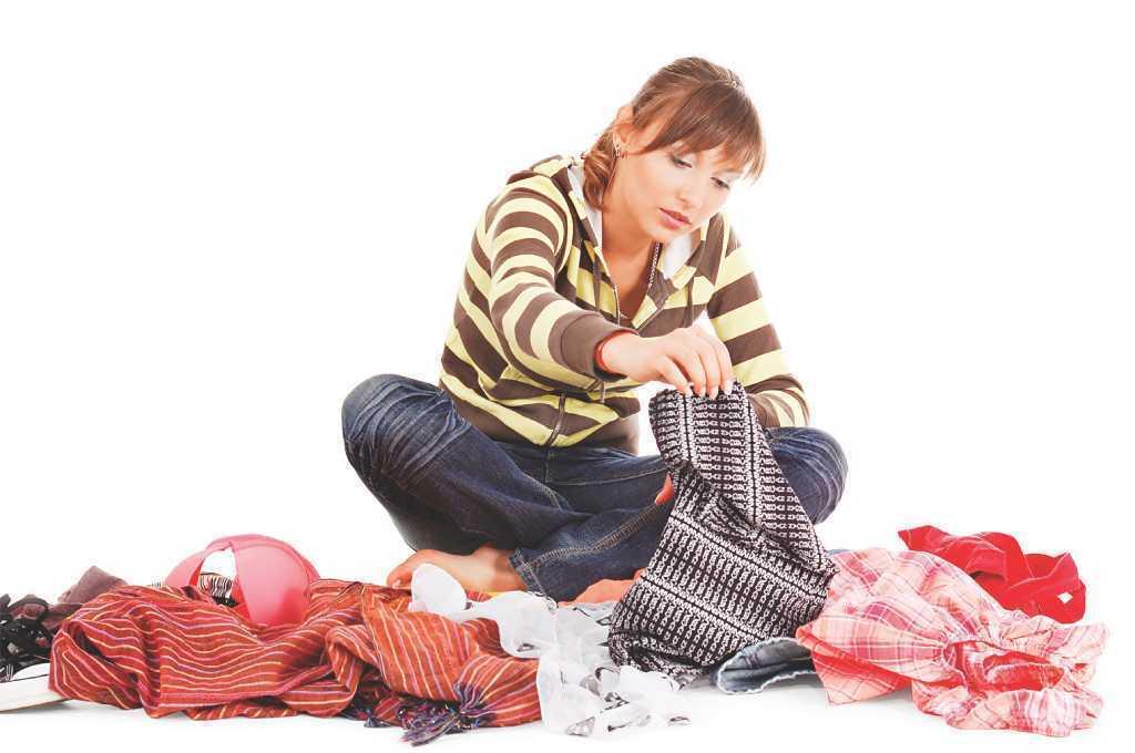 Если приходится донашивать чужую одежду: как не навредить себе