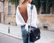 Как необычно носить обычные вещи