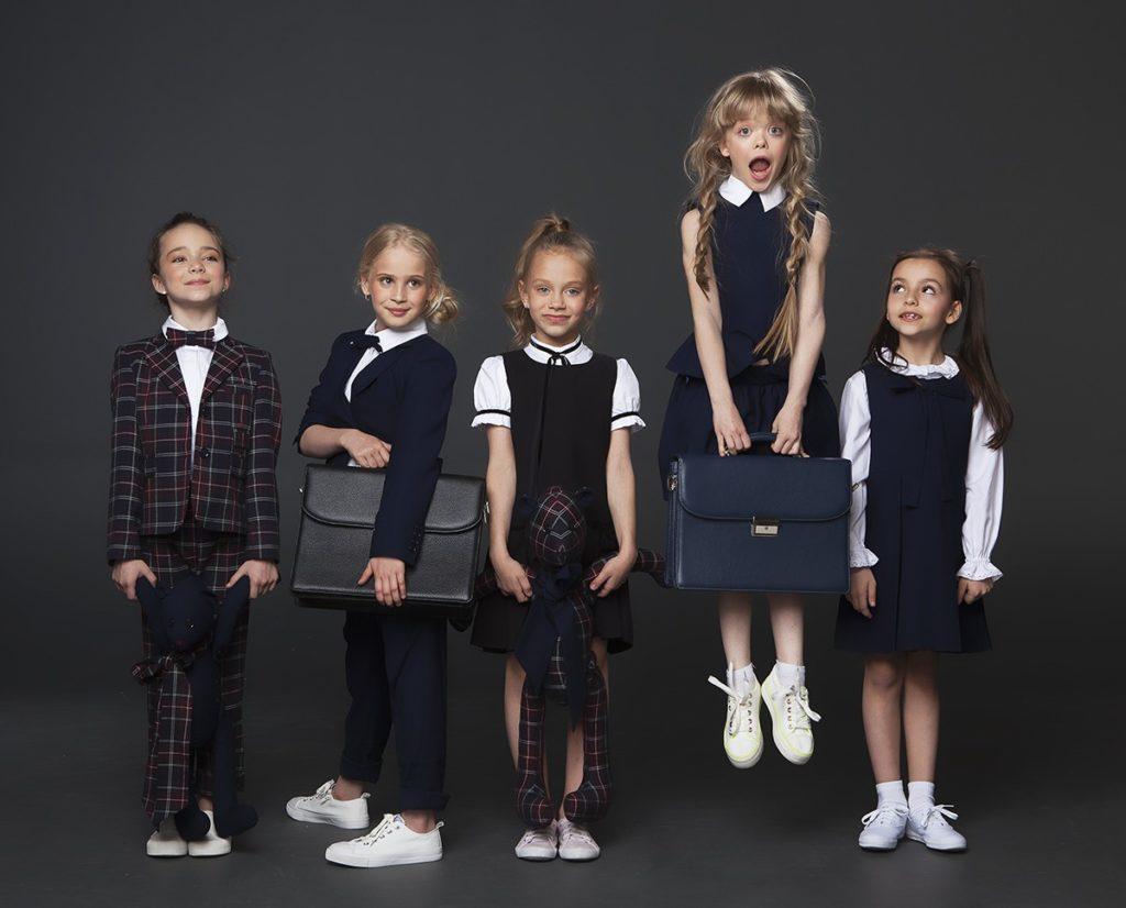 Школьная мода 2019