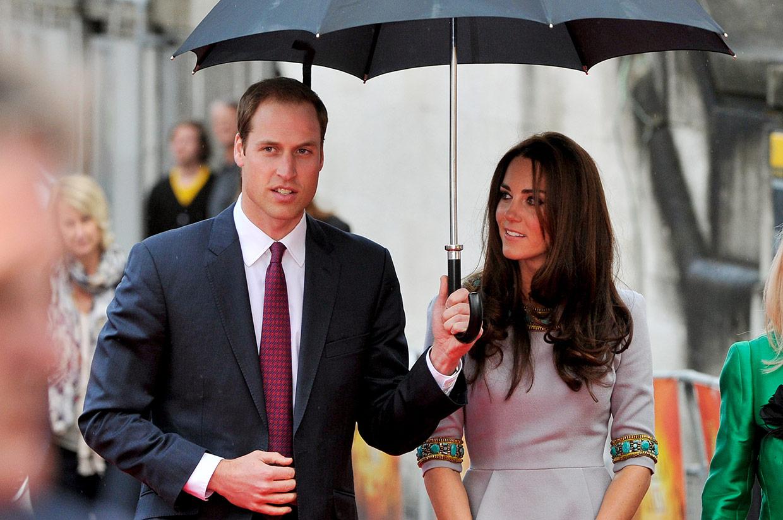 Уильям и Кейт