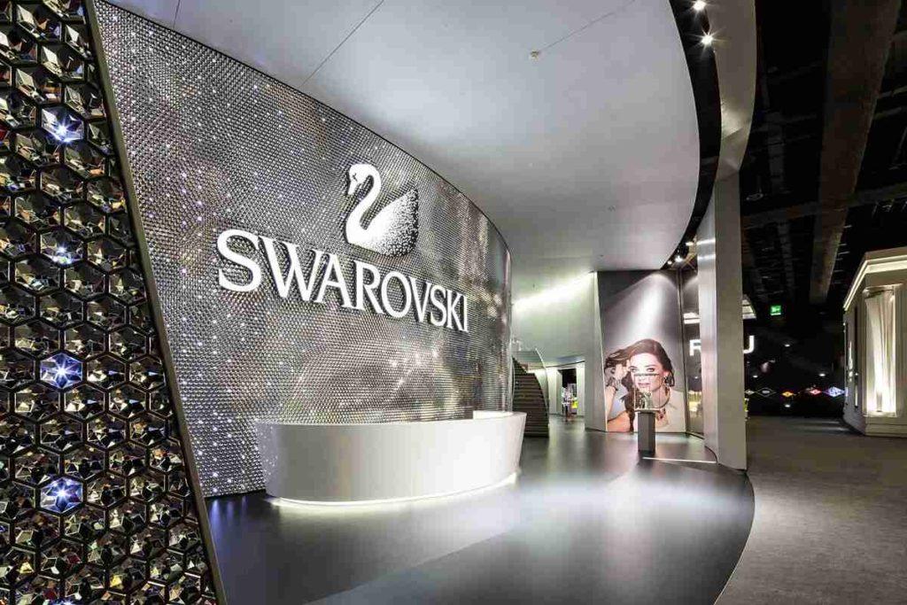 офис сваровски