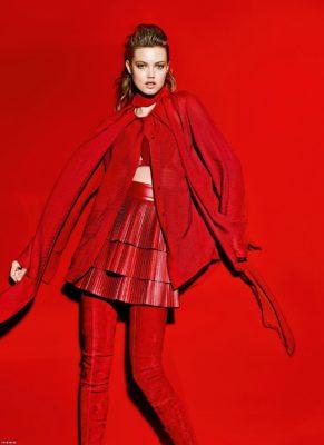 12 интересных фактов о красном цвете