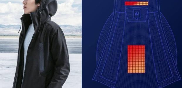 куртка от Runmi Technology и Xiaomi
