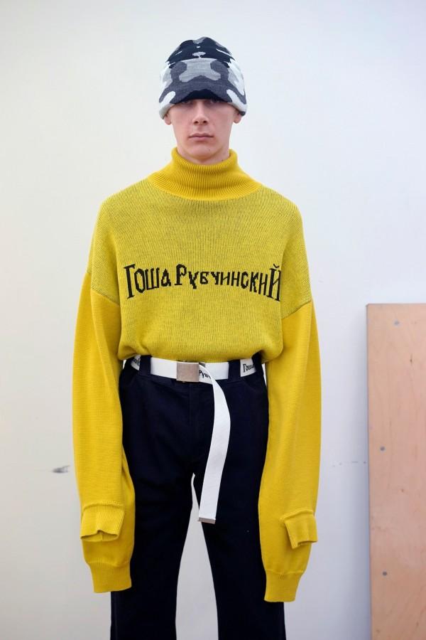 Одежда от Гоши Рубчинского