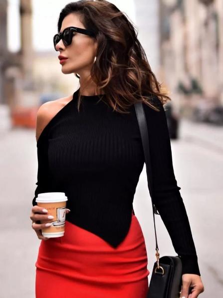 красный и черный цвет