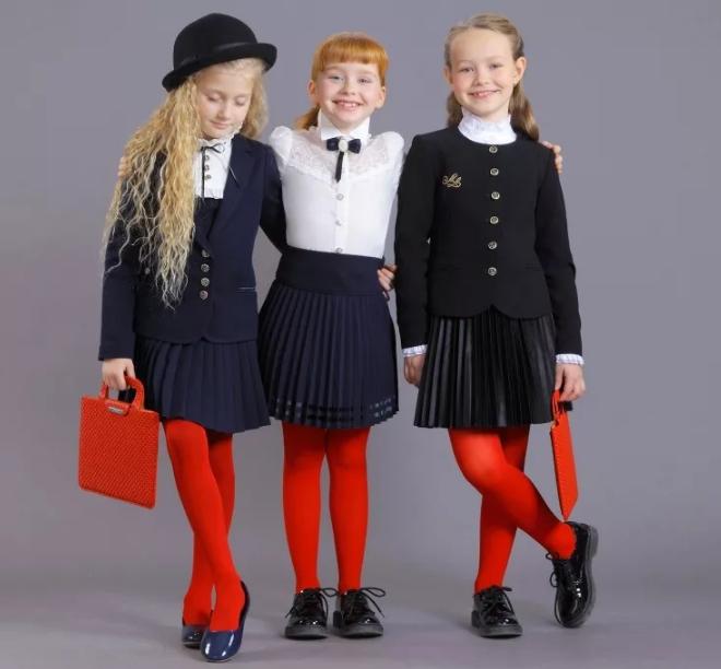 как красиво одеться в дресс-коде в школу