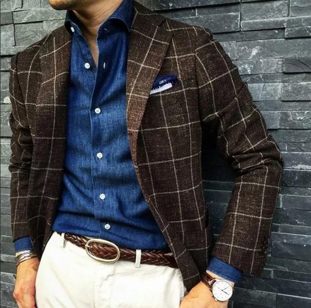 ремень мужской с чем носить