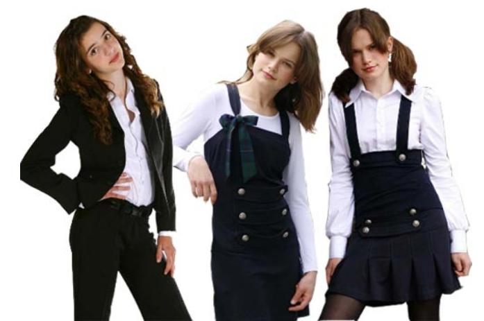 что одеть в школу девушке