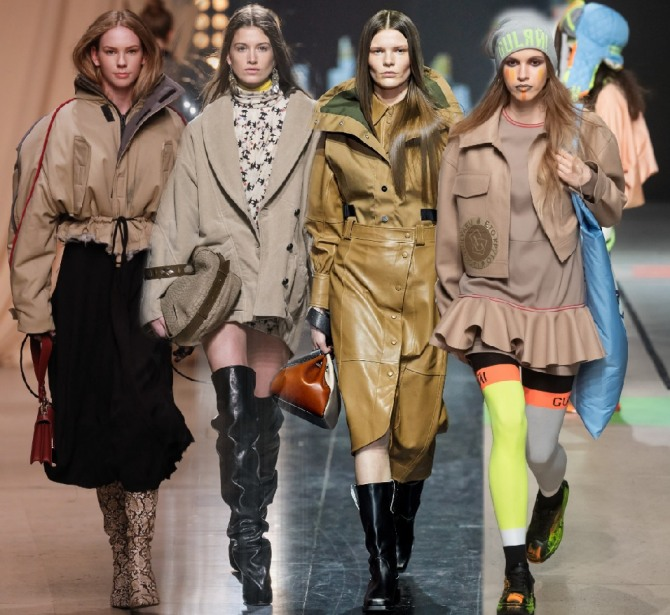 Какую куртку надеть осенью, чтобы стильно выглядеть