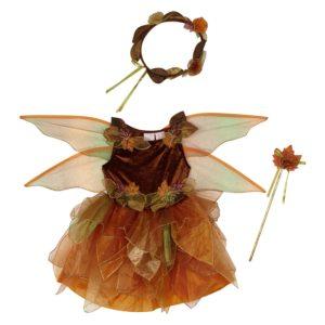 платье, палочка и венок феи
