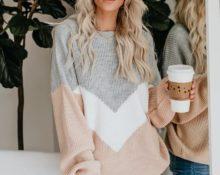 Стоит ли носить свитер на голое тело