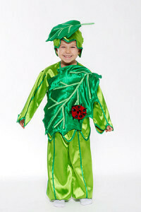костюм капусты для мальчика