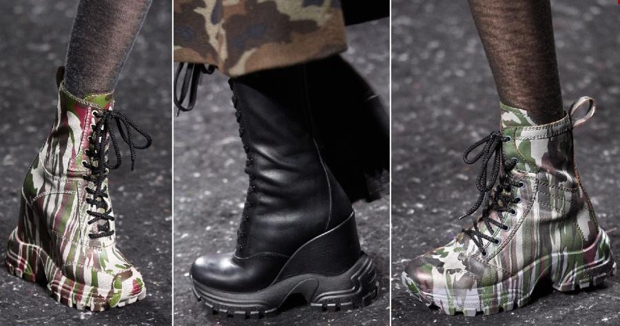 Какие женские ботинки в моде зимой 2019–2020 года