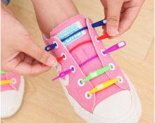 традиционная шнуровка