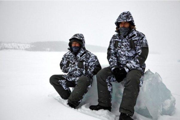 Norfin Explorer зимний костюм