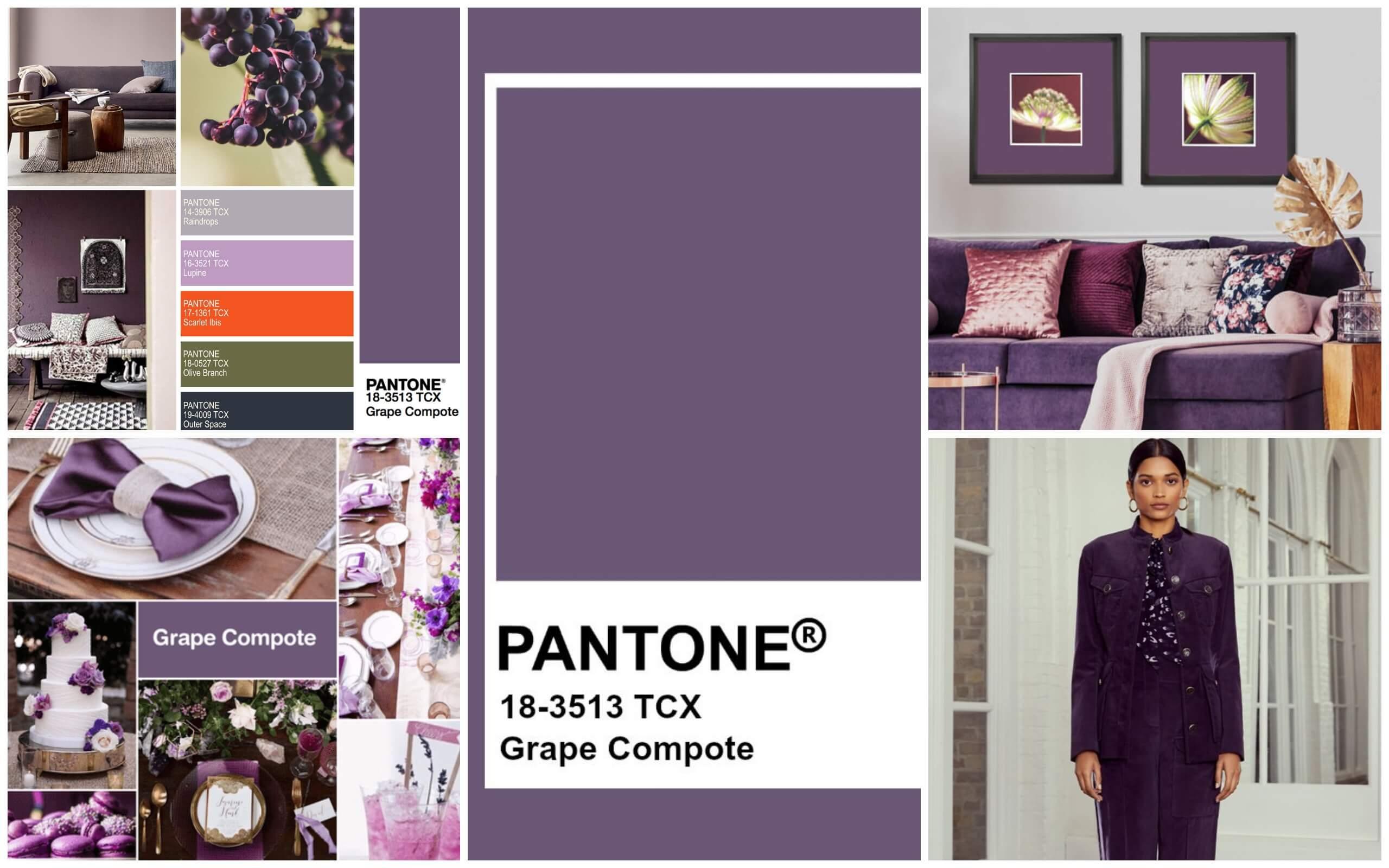 Grape Compote