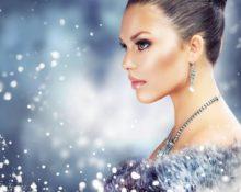как носить украшения зимой