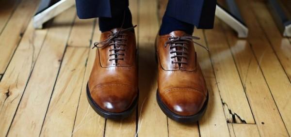 как зашнуровать мужские туфли