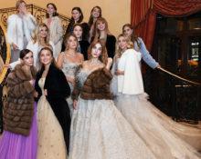 В чём приехали на бал Татлер в Москве звёздные дебютантки и гости