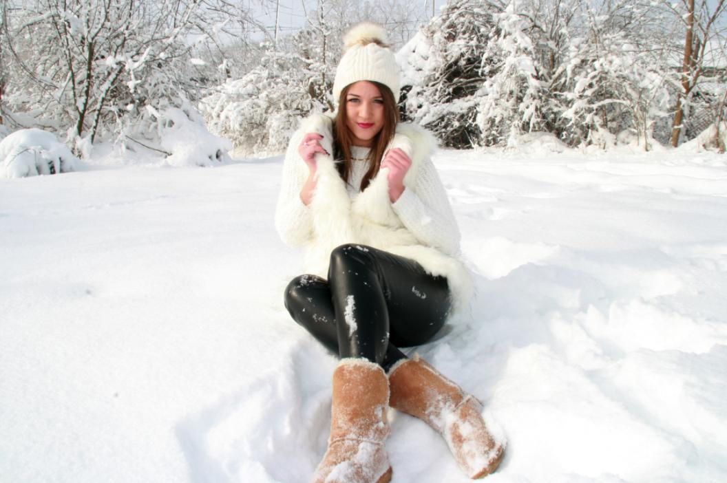 Какие брюки носить зимой, чтобы не замёрзнуть