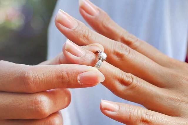 Почему нельзя носить чужие кольца