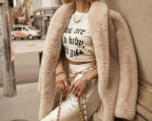 Наденьте панаму зимой — это модно и красиво!