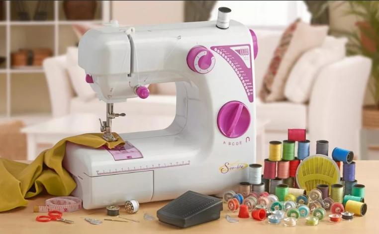 швейная машинка инструменты для шитья