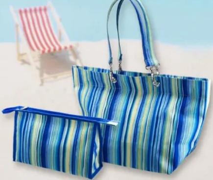 пляжные сумки в морской теме