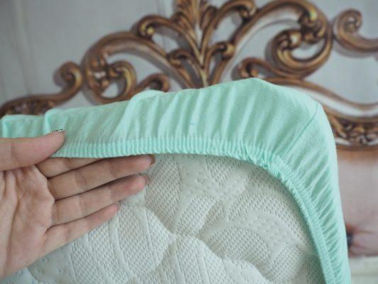 Как подобрать простынь на резинке
