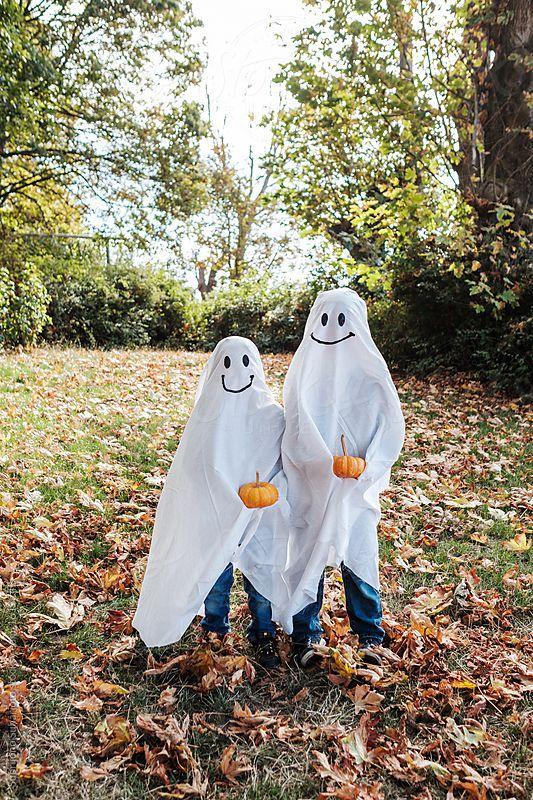 дети-привидения