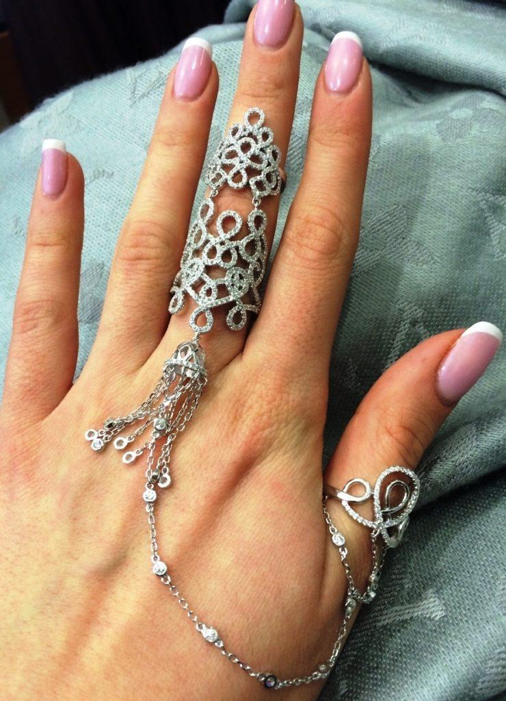 кольцо на весь палец как называется 1
