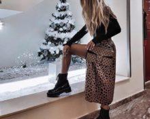 Зимняя обувь для модной женщины: тренды-2020