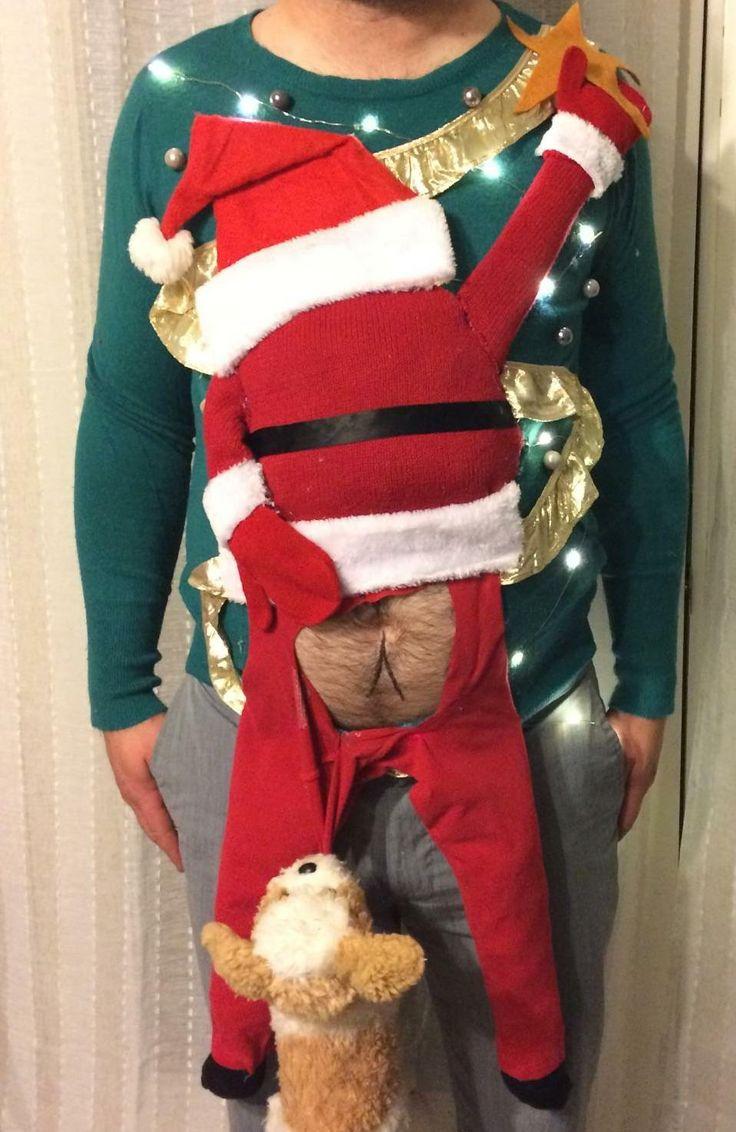 уродливый свитер