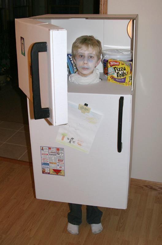 Голова в холодильнике