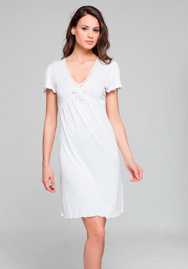 Сорочка из бамбука.