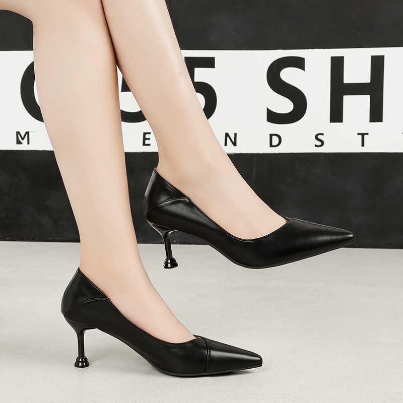 Модные туфли для офиса.