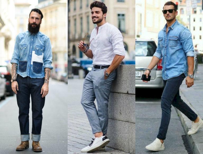 модные мужские штаны 2020