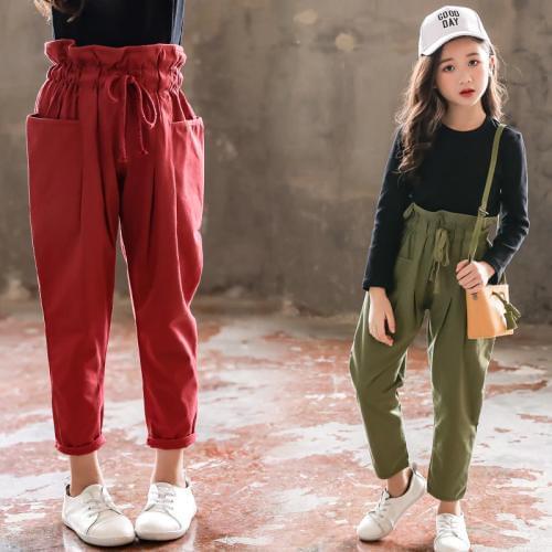 модные штаны для девочек