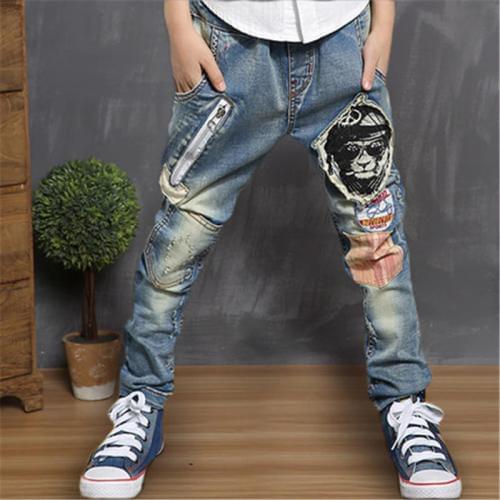 модные штаны для мальчиков